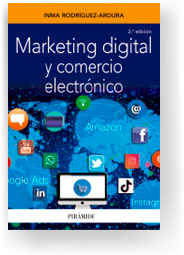 Marketing digital y comercio electrónico - Ediciones Pirámide